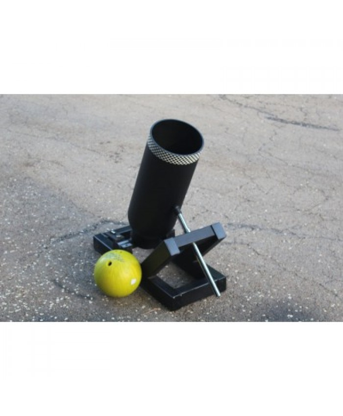 Standard Bowling Ball Mortar With Carriage